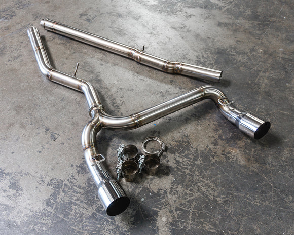 Signature Catback Exhaust System Ford Focus RS