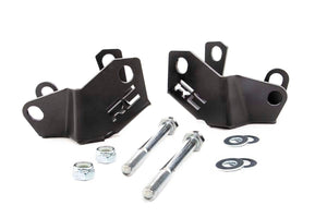JEEP REAR LOWER CONTROL ARM SKID PLATE KIT (2018 JL WRANGLER)
