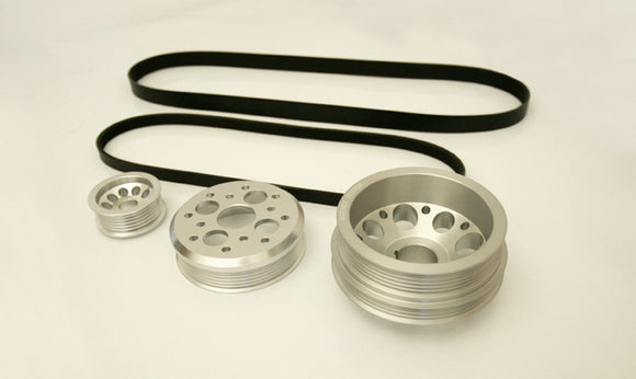 Lightweight Pulley Kit Nissan 350Z Infiniti G35 Z33 03-05