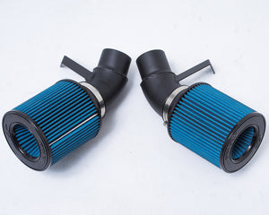 Cold Air Intake Kit Porsche 991 Turbo | Turbo S 14-16