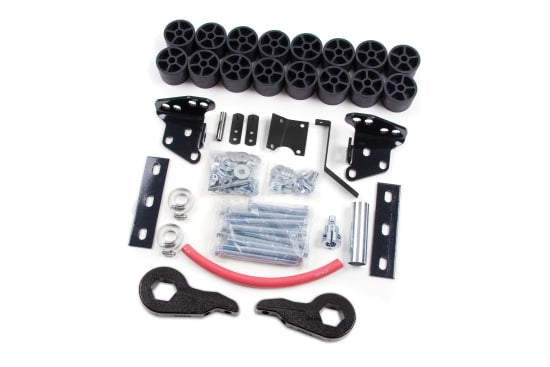 "ZONF1400 4"" COMBO LIFT KIT 1997-2003 FORD F150 - 4WD"