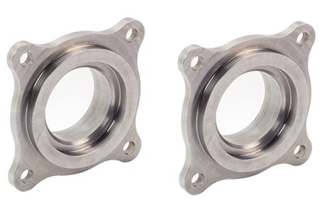 Toyota Semi Float Flange, Pair