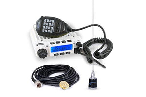 RM-60 VHF 60-Watt Base Kit With NMO Antenna Mount