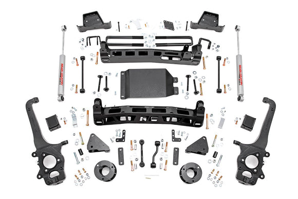 6IN NISSAN SUSPENSION LIFT KIT (17-18 TITAN 4WD)