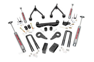 2 - 3IN GM SUSPENSION LIFT KIT (REAR BLOCKS) Chevy, GMC 88-98 1500 Pickup 4WD 92-99 1500 Suburban 4WD