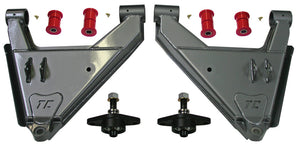 STOCK UNIBALL LOWER CONTROL ARMS WITH DUAL SHOCK CAPABILITY 2003-2009 TOYOTA 4RUNNER 2WD / 4WD