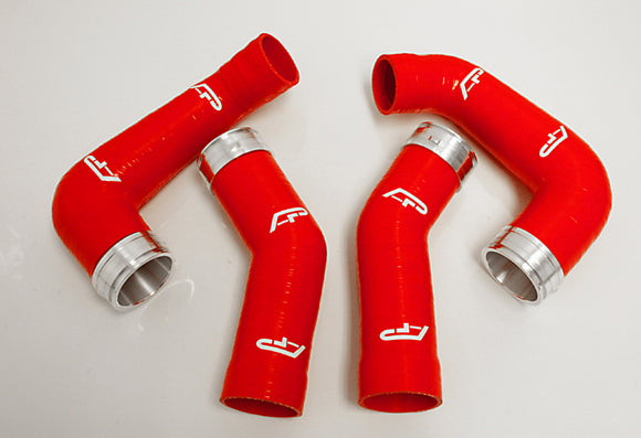 Silicone Boost Hose Set Porsche 997.2 Turbo 10-13