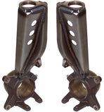 WELD-ON SPINDLE GUSSETS 2000-2006 TOYOTA TUNDRA 2WD / 4WD
