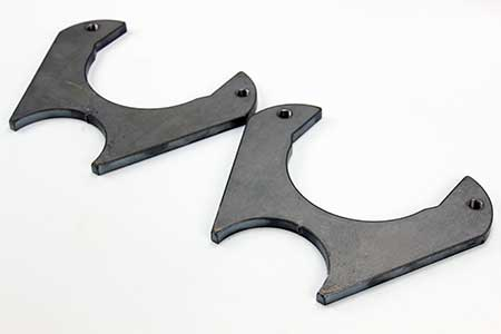Weld On Disk Brake Brackets 3.5
