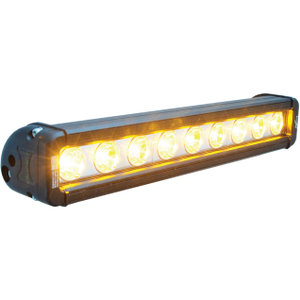 12″ XMITTER LO PRO AMBER LED LIGHT BAR