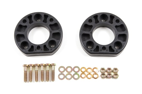 "ZONF1200 2"" STRUT SPACER LEVELING KIT 2004-2008 FORD F150"