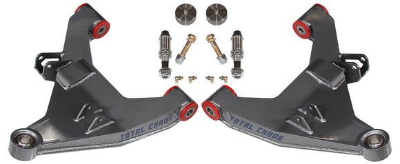 RACE SERIES STOCK LENGTH CHROMOLY BOXED LOWERS 2007-2009 TOYOTA FJ CRUISER
