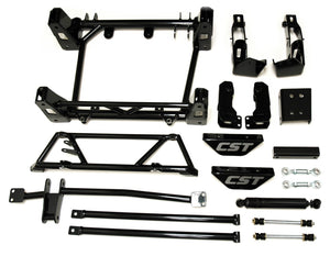 "LIFT KIT | 2001-2010 1500HD / 2500HD / 2500 SUV / 3500 | 6-8"" STAGE 1"