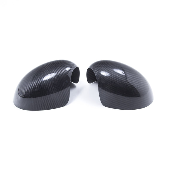 Carbon Fiber Door Mirror Covers Set of 2 Mini Cooper | Countryman | Clubman R56 R60