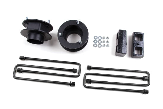 "ZOND1252 2.5"" COIL SPRING SPACER LIFT KIT 1994 - 2001 DODGE/RAM 1500 - 4WD"
