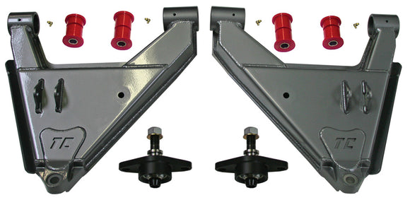 STOCK UNIBALL LOWER CONTROL ARMS WITH DUAL SHOCK CAPABILITY 2007-2009 TOYOTA FJ CRUISER