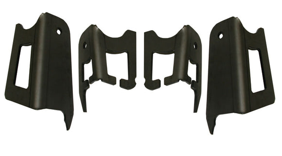 WELD-ON UPPER COIL BUCKET TOWER GUSSETS  2003-2009 4Runner | 2003-2009 Lexus GX 470 | 2007-2009 FJ Cruiser