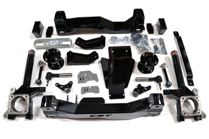 "HIGH CLEARANCE LIFT KIT | 2007-2015 TUNDRA 4WD/2WD | 7"" STAGE 1"