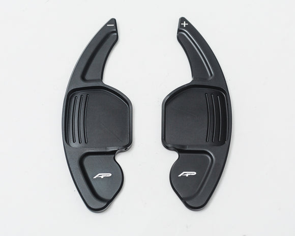 Paddle Shifter Extensions Black Audi All Models