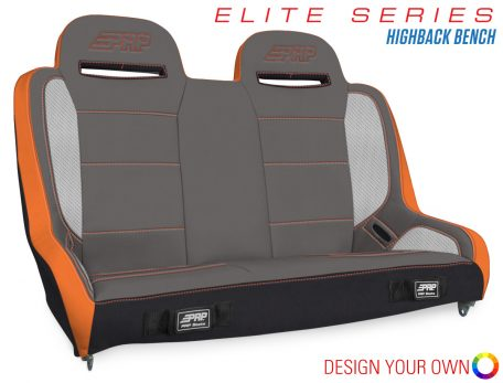 Elite Series Highback Bench Seat (40-60″ Wide)