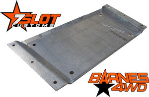 "JEEP CJ 2"" DROP SKID PLATE"