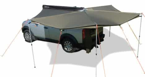 Rhino Foxwing Awning (driver side mount)