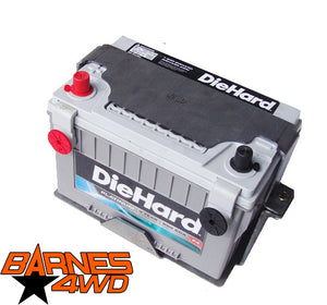 ODYSSEY DIEHARD BATTERY BOX
