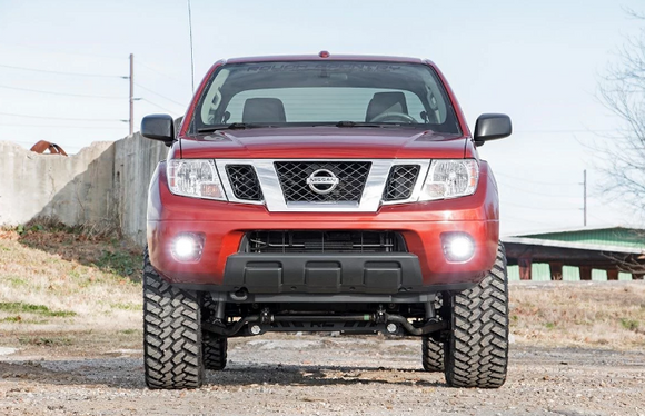 NISSAN LED FOG LIGHT KIT (05-18 FRONTIER)