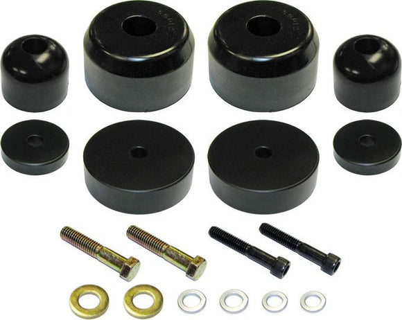 TJ/LJ/XJ/MJ Front Bump Stop Kit