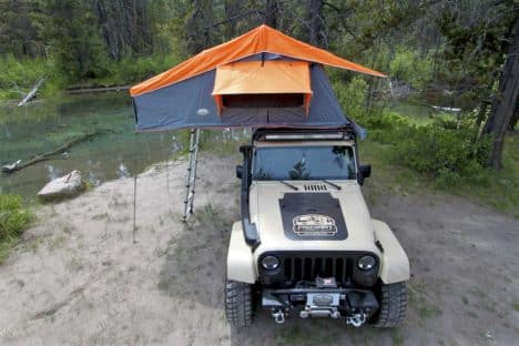 FSR Series Canopy Small ( 1-2 PERSON TENT)