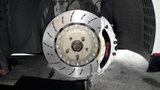 400x34mm Front Brake Rotor Upgrade Nissan GT-R