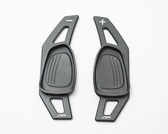 Paddle Shifter Extensions Tungsten Audi S and RS