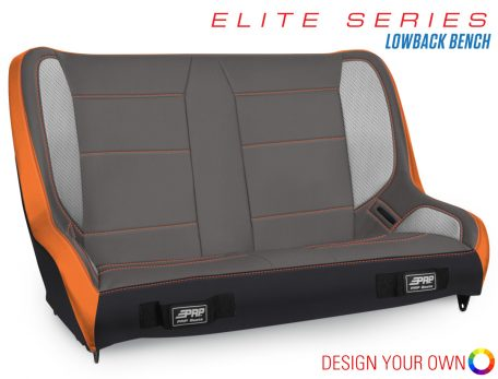 Elite Series Lowback Bench Seat (36-39″ Wide)