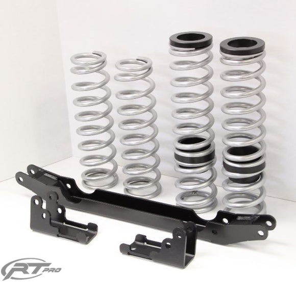 RZR 570 - Lift Kit & Springs Bundle