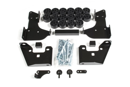 "ZONC9158 1.5"" BODY LIFT KIT 2016-2018 CHEVROLET SILVERADO & GMC SIERRA 1500"