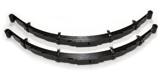 REAR LEAF SPRINGS | 2011-2018 GM 2500HD | 6.5