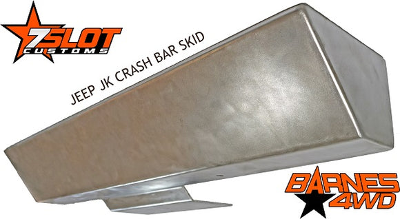 JEEP JK CRASH BAR SKID