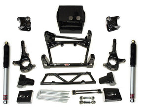 "S.T.L. High Clearance LIFT KIT | 2011-2018 GM 2500HD | 6-8"" STAGE 2"