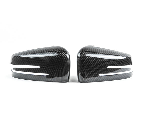 Carbon Fiber Mirror Covers Mercedes-Benz CLA250 | CLA45 AMG