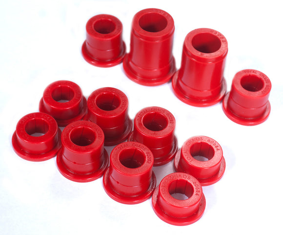 LONG TRAVEL URETHANE BUSHING KIT 1986-1995 TOYOTA 4RUNNER 4WD