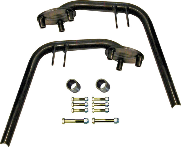 DUAL SHOCK HOOPS - LONG TRAVEL CONTROL ARMS 2010-2017 TOYOTA FJ CRUISER 2WD / 4WD