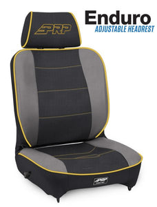 Enduro Recliner with Adjustable Headrest