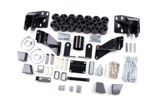 "ZOND9345 3"" BODY LIFT KIT 2006-2008 DODGE RAM 1500 TRUCKS"
