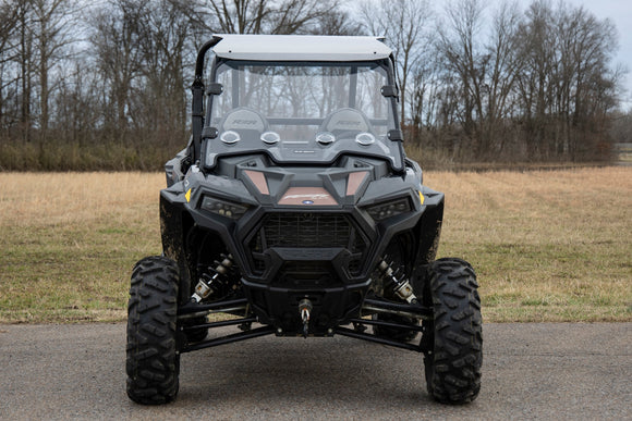 POLARIS SCRATCH RESISTANT FULL VENTED WINDSHIELD (20-21 RZR 1000XP)