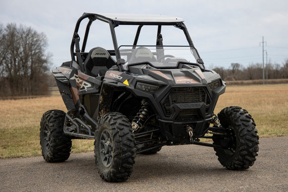 POLARIS SCRATCH RESISTANT HALF WINDSHIELD (20-21 RZR 1000XP)