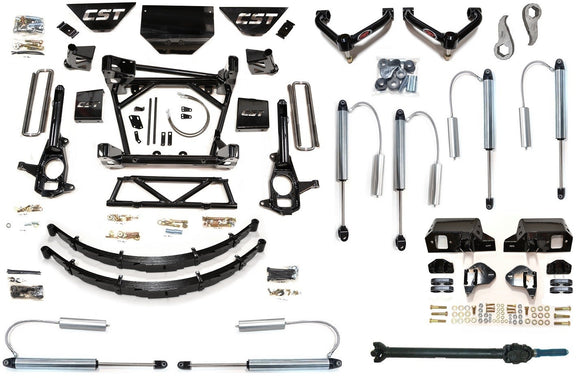 LIFT KIT | 2011-2016 GM 2500HD Diesel | 10