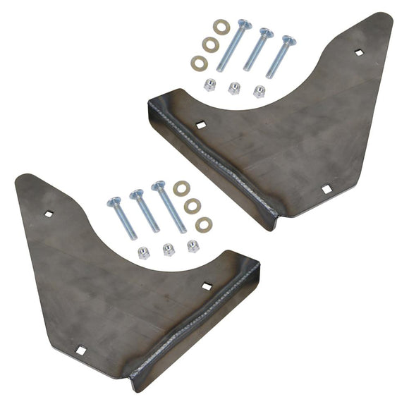 STOCK LENGTH BOLT-ON LOWER CONTROL ARM SKID PLATES 2005-2015 Tacoma | 2003-2009 4Runner | 2003-2009 Lexus GX 470 | 2007-2009 FJ Cruiser