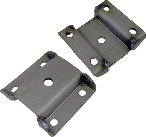 U-BOLT RELOCATION PLATES 1986-1995 TOYOTA 4RUNNER 4WD