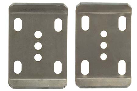 Ford/Chevy/Dodge Ubolt Plates (3
