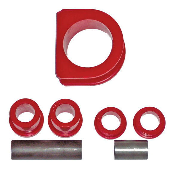 URETHANE STEERING RACK BUSHING KIT 3RD GEN TOYOTA 4RUNNER 1996-2002